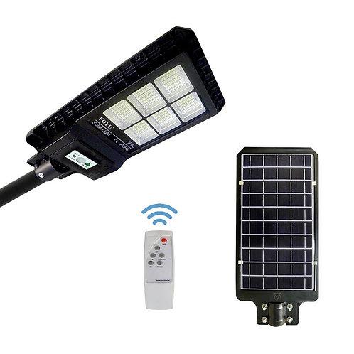 Luminária Solar 120 W All-in-One para postes de 4 a 5 m 3.600 Lúmens