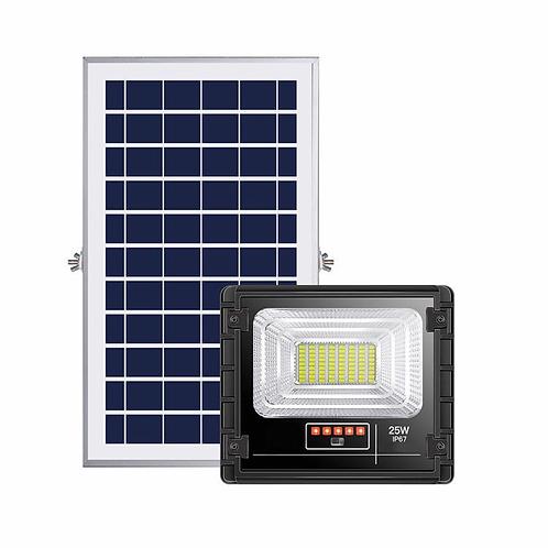 Refletor Solar 25 W com Controle