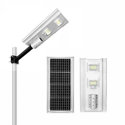 Luminária Solar 200 W All-in-One 20 W Real para postes de 5~6 m 5.000 Lúmens