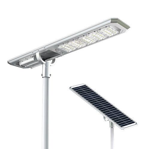 Luminária Solar Atlas 50 W All in One para postes de 5 a 6 m 5000 Lúmens
