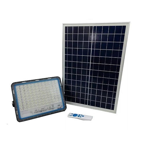 Refletor Solar Slim 300 W Ultra Fino com Controle
