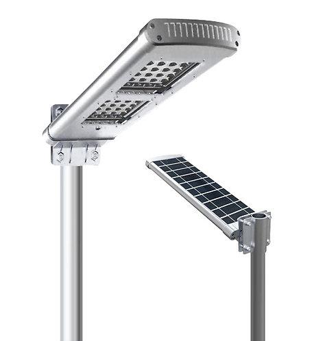 Luminária Solar 20 W All-in-One para postes de 3 a 4 m 2.000 Lúmens