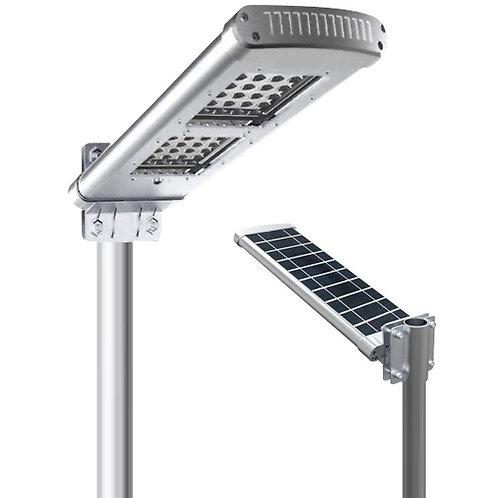 Luminária Solar 20 W All in One para postes de 3 a 4 metros