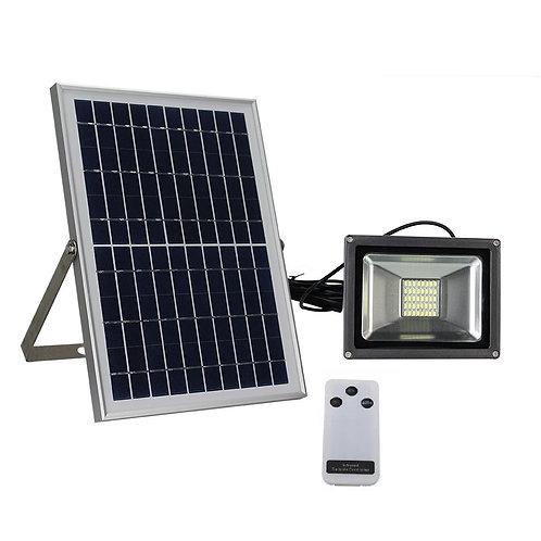 Refletor Solar 10 W com Controle