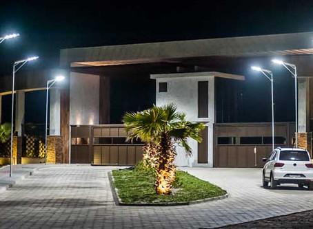 Primeiro condomínio no Brasil com iluminação 100% solar