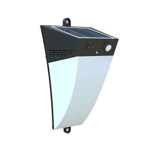 Arandela Solar 400 Lúmens com Sensor de Presença