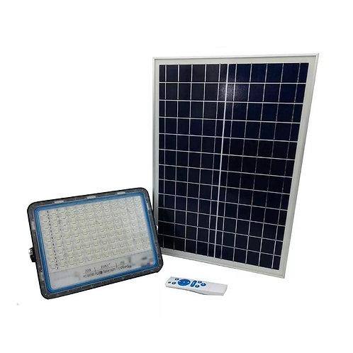 Refletor Solar Slim 200 W Ultra Fino com Controle