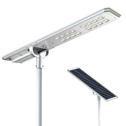 Luminária Solar Atlas 80 W All-in-One para postes de 7 a 8 m 8.000 Lúmens