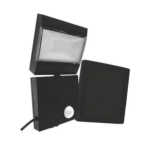 Refletor Solar Compacto com Sensor de Presença 300 Lúmens