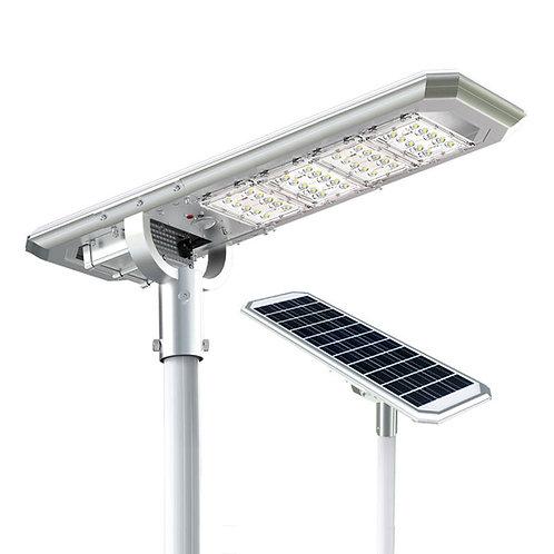 Luminária Solar Atlas 40 W All-in-One para postes de 4 a 5 m 4.000 Lúmens