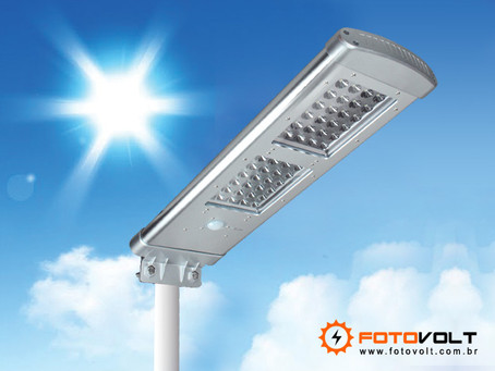 Como instalar corretamente sua Luminária Solar