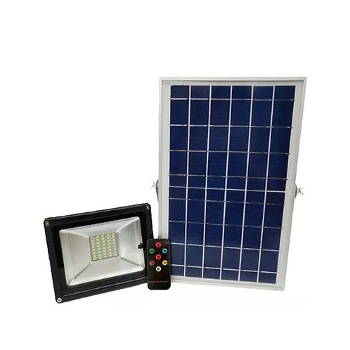 Refletor Solar 30 W com Controle