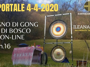 PORTALE ENERGETICO E STARGATE CELESTE 4/4/2020 E 5/4/2020