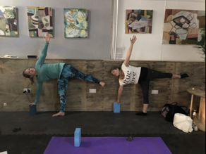 Face to Face Yoga Classes On Hold