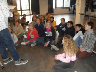 Workshop ecohuis: een boom in een winkelkar