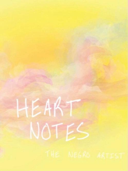 Heart Notes - Book