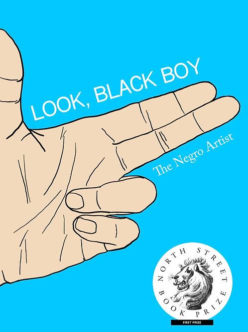 Look, Black Boy - Book