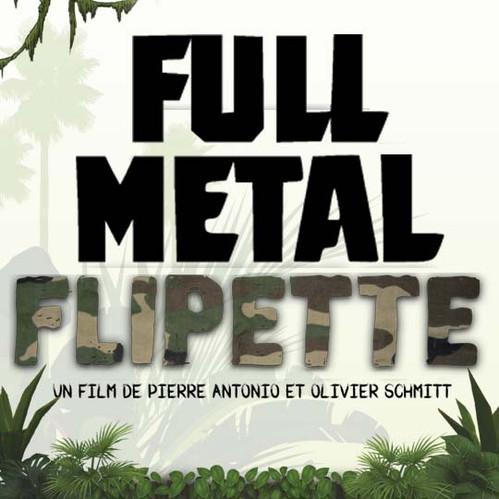 Logo - Full Metal Flipette