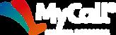 MyCall Logo Horizontal Reverse TAG.png
