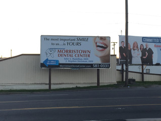 Check Out our New Billboard