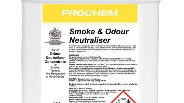 Smoke and Odour Neutraliser
