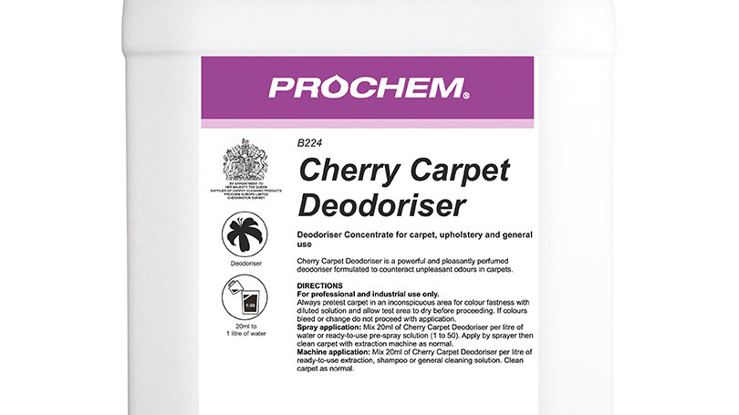 Cherry Carpet Deodoriser