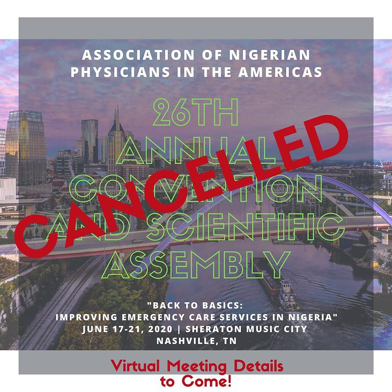 National ANPA Virtual Convention