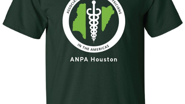 ANPA Houston T-shirt