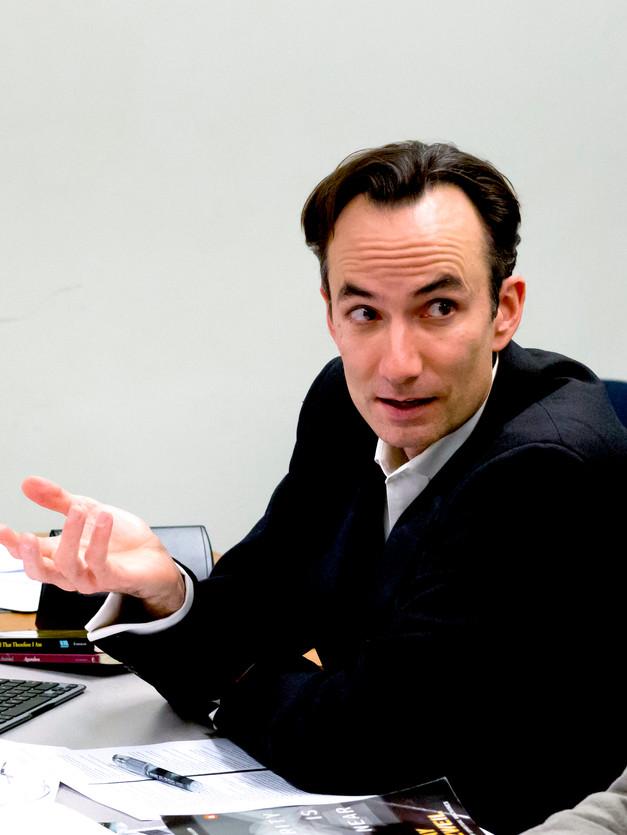 Professor Adam Sitze