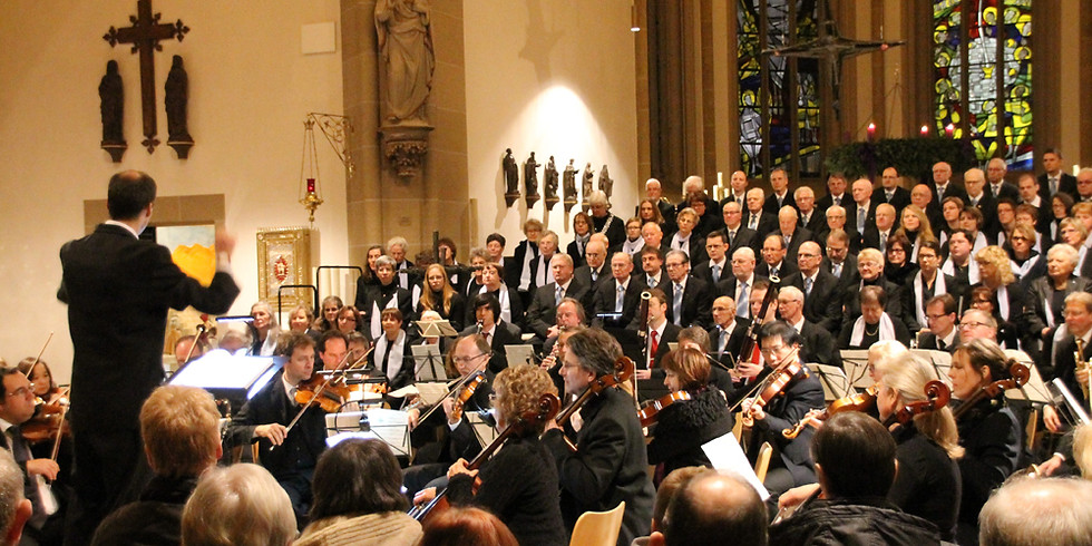 """Jubiläums-Chor- und Orchesterkonzert """"Der Messias"""""""
