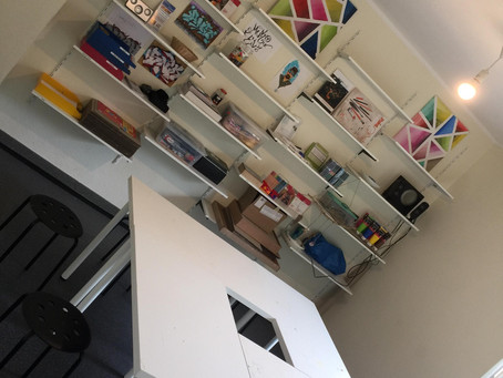 Kunstraum im Haus der Muko Bearbeiten