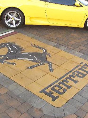 Commercial Paver Logos by PAVERART