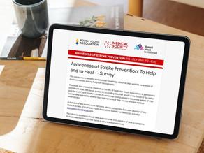 ANKIETA: Wiedza o zapobieganiu udarom wsród młodzieży