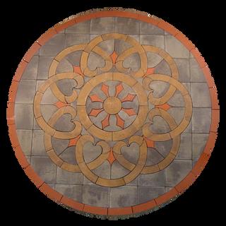 Rotunda Circle Build-Out - SKU: ELROT01SP3