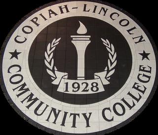 Copia-Lincoln Community College Paver Logo