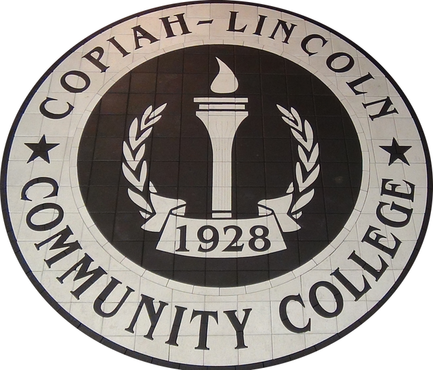 Copia-Lincoln Community College Paver Logo