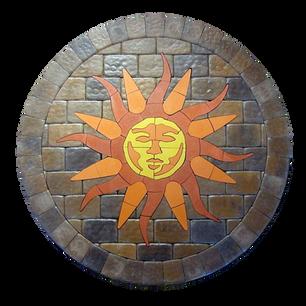 Sunburst - SKU:  CSUN001SP1