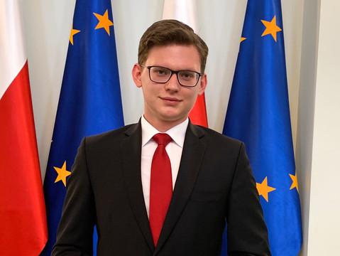 Marszałek Młodzieży czyli pierwszy w historii reprezentant młodzieży na Paradzie Pułaskiego