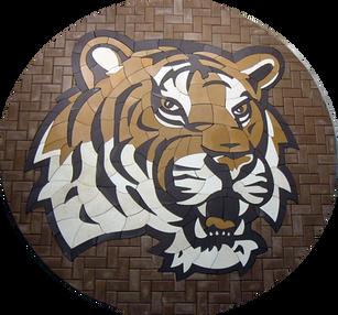 LSU Paver Logo