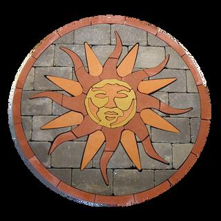 Sunburst - SKU:  CSUN001