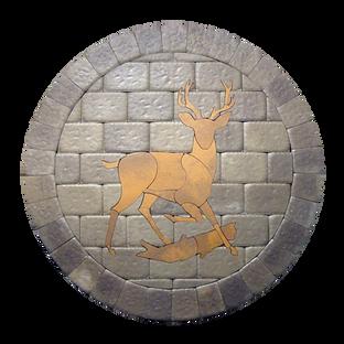 Deer Silhouette - SKU: SDE001