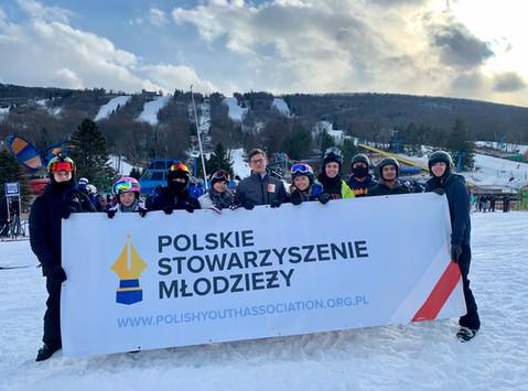 Zjazd narciarski dla młodzieży polonijnej