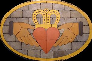Claddagh - SKU:  REL002