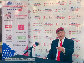 Press Conference with Curtis Sliwa, candidate for NYC Mayor