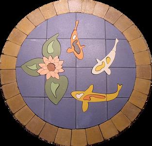 Koi Fish - SKU: TKF001