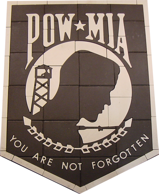 POW MIA - You Are Not Forgotten