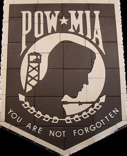 POW MIA - You Are Not Forgotten