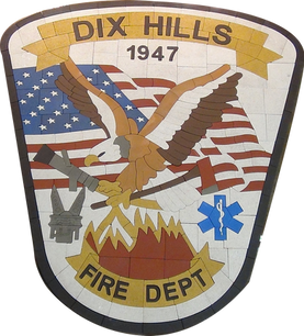 Dix Hills Station Patch