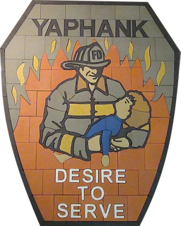 Yaphank Station Shield
