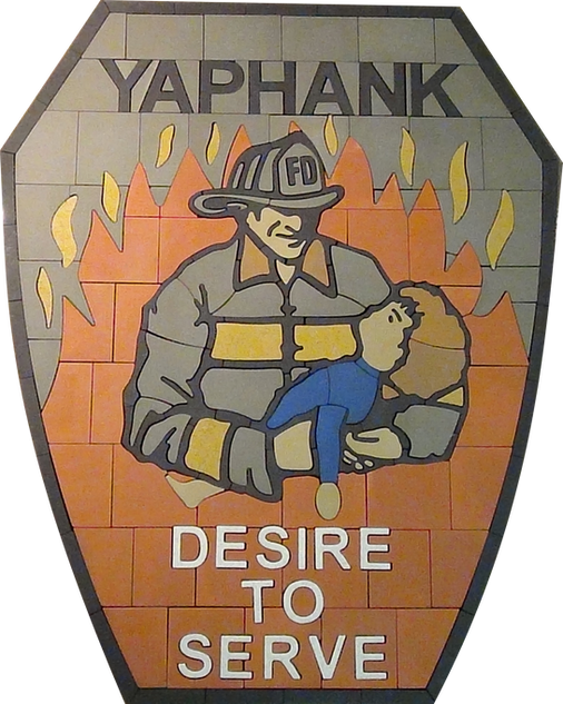 Yaphank Station Shield